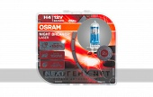 Галогенные лампы OSRAM H4 64193NL Night Breaker Laser +150% (Duo Box)